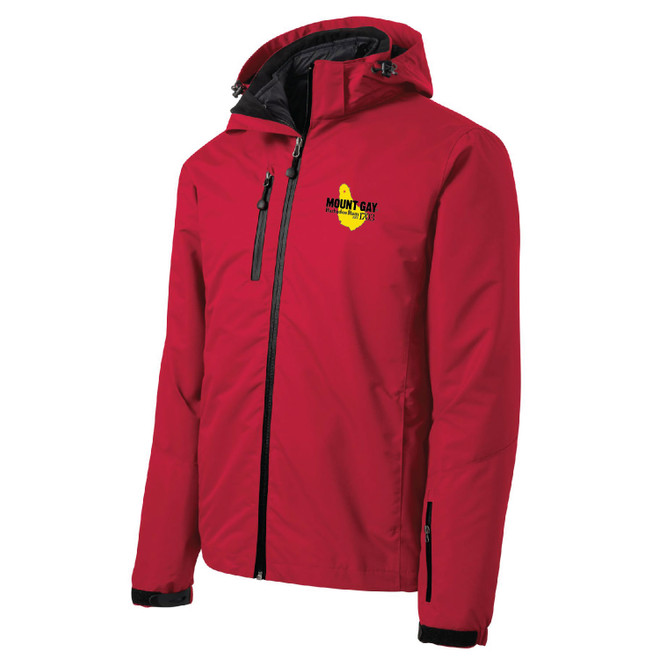 Mount Gay® Rum Vortex Waterproof 3-in-1 Jacket by Port Authority®