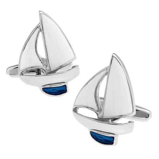 Sailboat Cufflinks
