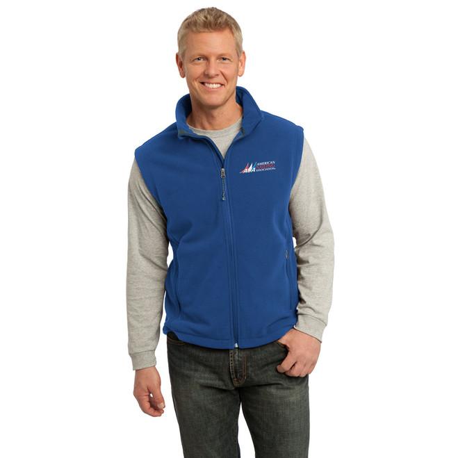 American Sailing Association Men's Fleece Vest