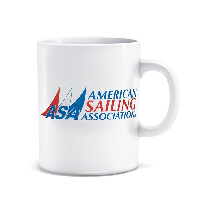 American Sailing Association Coffee Mug