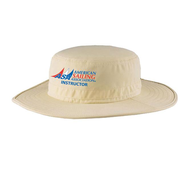ASA Instructor Wide Brim UPF 30+ Hat