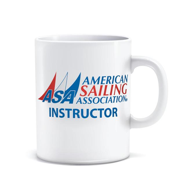 ASA Instructor Coffee Mug