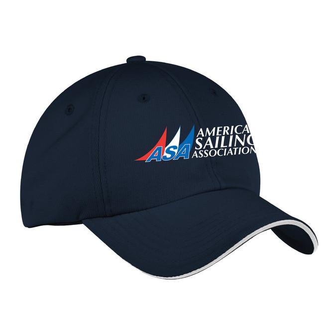 American Sailing Association Moisture Wicking Cap