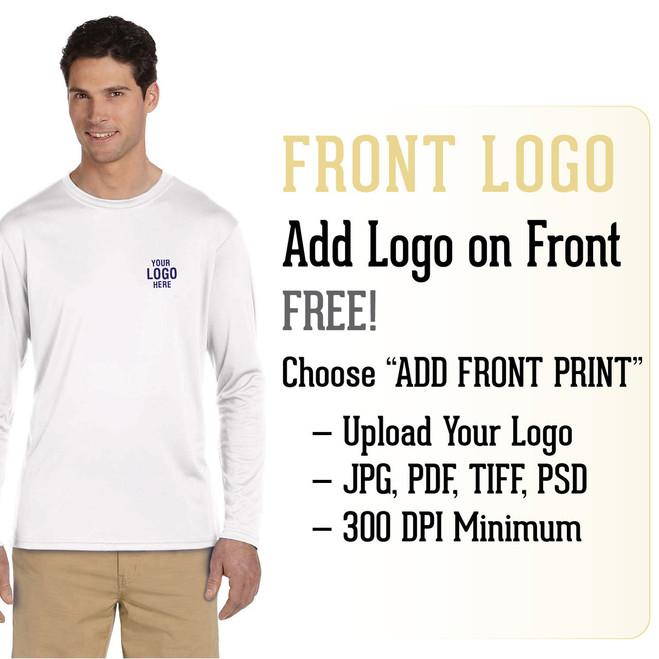 UPF 50+ Wicking Shirt (Customizable)