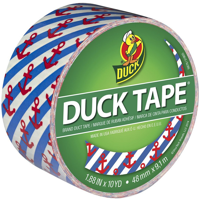 """Hanker for an Anchor"" Duck® Tape"