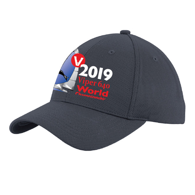 Viper 640 World Championship 2019 Wicking Sailing Cap (Customizable)