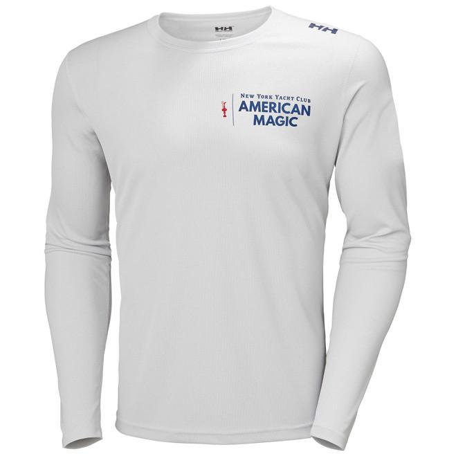 American Magic Tech Shirt Long Sleeve