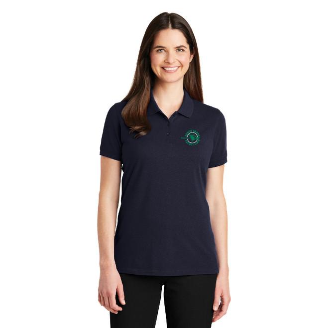 South Shore Yacht Club Women's Cotton Polo (Customizable)