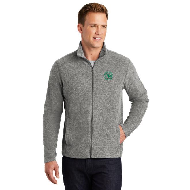 South Shore Yacht Club Men's Microfleece Full-Zip Jacket (Customizable)