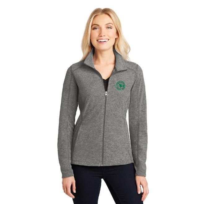 South Shore Yacht Club Women's Microfleece Full-Zip Jacket (Customizable)
