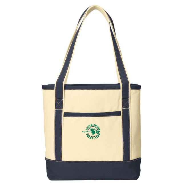 South Shore Yacht Club Boat Tote (Customizable)