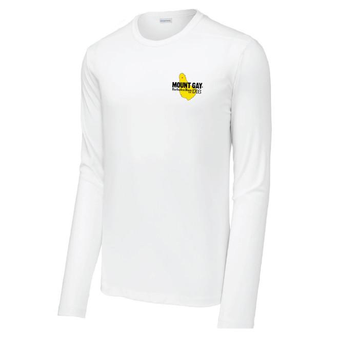 Mount Gay® Rum UPF 50+ Wicking Shirt (Customizable)