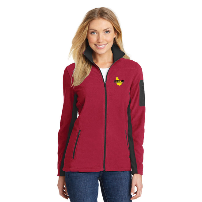 Mount Gay® Rum Women's Summit Fleece Jacket (Customizable)