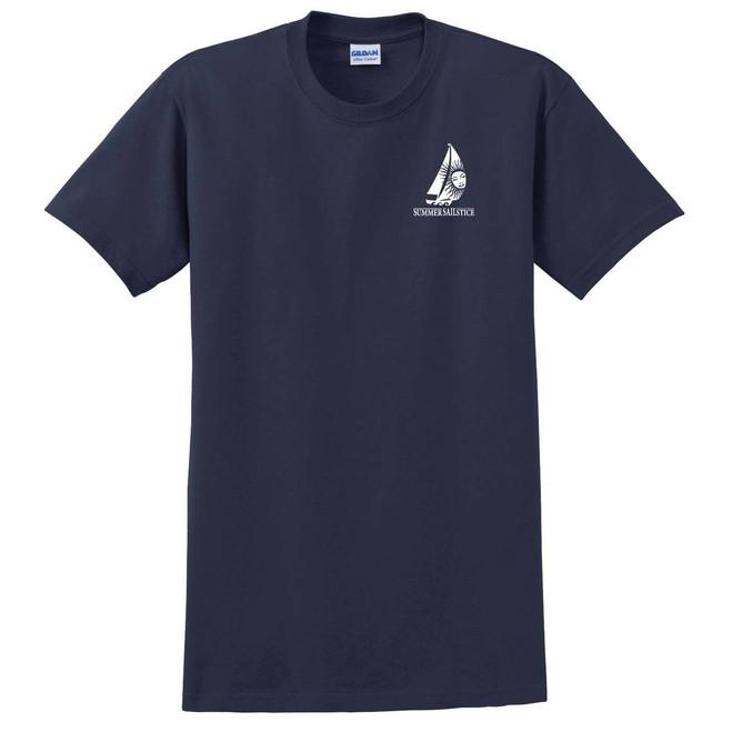 Summer Sailstice Graphic T-Shirt