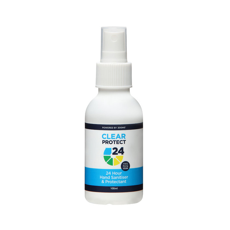 Clear Protect 24 Hand Sanitiser & Protectant 100ml