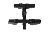 Zee.Dog Neopro Black H-Harness Large