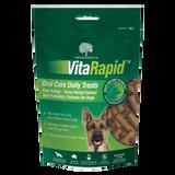 Vetalogica VitaRapid Oral Care Daily Treats For Dogs - 7.4oz (210g)
