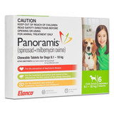 Comfortis PLUS Tablets for Dogs 20.1-40 lbs (9-18 kg) - Green 6 Tablets