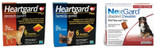NexGard and Heartgard Combo for Dogs 100.1-121 lbs (45-60 kg) -  6 Month Bundle