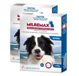 Milbemax Allwormer for Dogs 11-55 lbs (over 5 kg) -  4 Tablets (10/2021 Expiry)