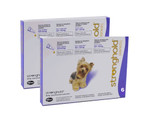 Stronghold for Dogs 5.1-10 lbs (2.6-5 kg) - Violet 12 Doses