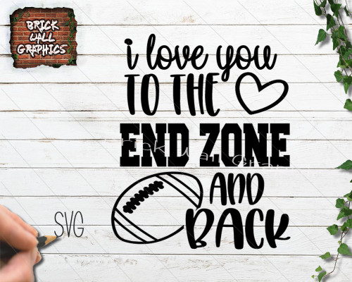 Football svg file for cricut and silhouette