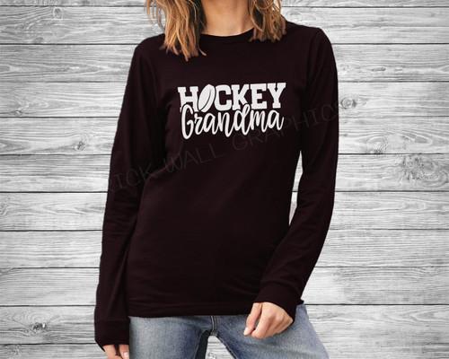 f831d512f93d2 Hockey Grandma SVG File