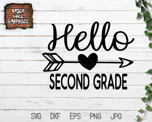first day of school svg file