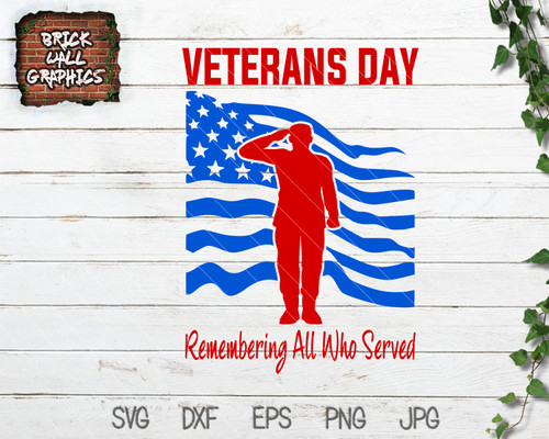 veterans day svg file