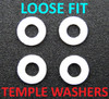 Loose Fit Washers
