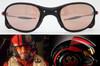 XX X Metal Poe Dameron SOEP Parody Custom Cerakote in Flat Black, Gold Metallic, Tactical Grey & Firehouse Red