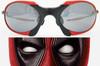 Romeo 1 Deadpool Parody Custom Cerakote in Firehouse Red & Flat Black