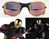 XX X Metal Ironman BLACK x GOLD Parody Custom Cerakote in Flat Black, Gold Metallic & Firehouse Red Accents