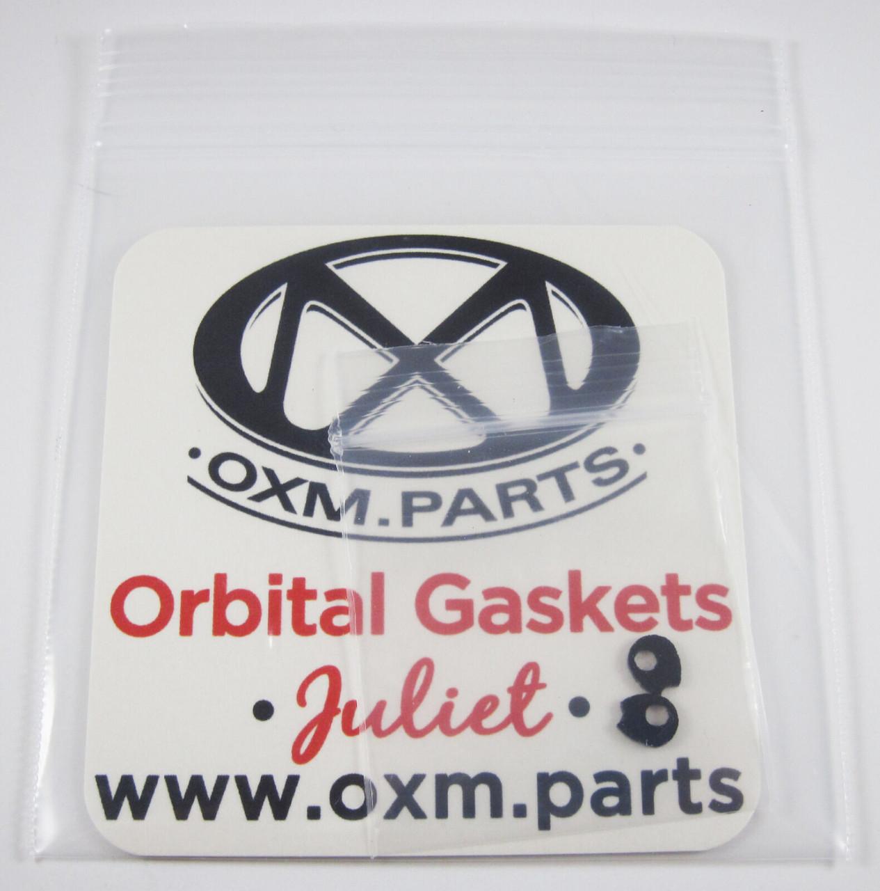 Juliet Orbital Gaskets