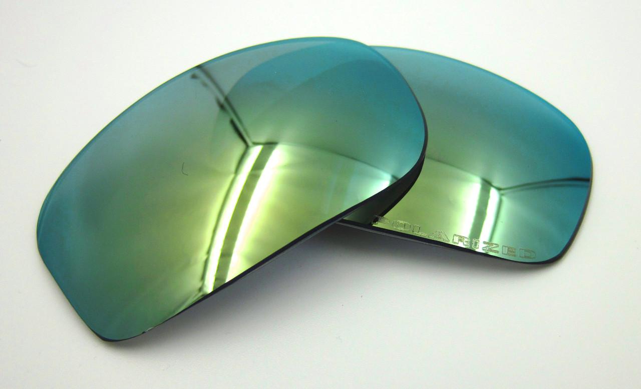 X-Squared Emerald Polarized
