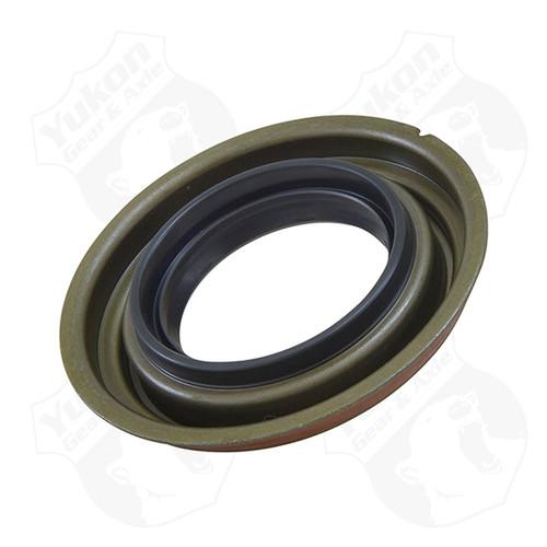 Outer wheel seal for CI Vette