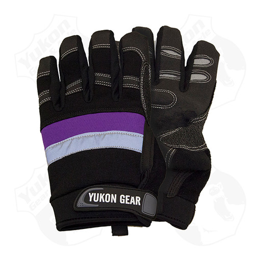 Yukon Recovery Gloves - Premium Cowhide Leather