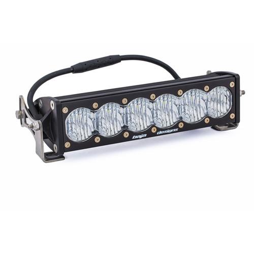 10 Inch LED Light Bar Wide Driving OnX6 Baja Designs