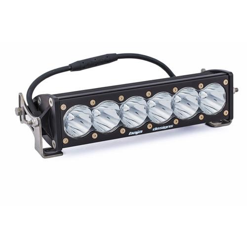 10 Inch LED Light Bar High Speed Spot OnX6 Baja Designs