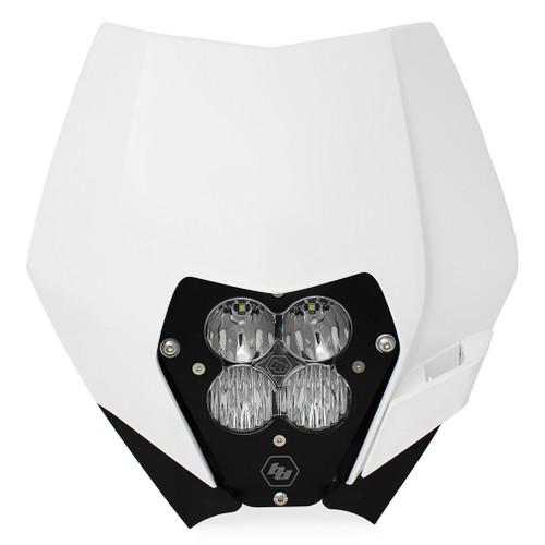 KTM XL Pro A/C LED KTM 08-13 w/Headlight Shell Baja Designs