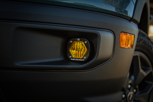 Ford Bronco Sport S1 Fog Light Kit Clear W/C Baja Designs