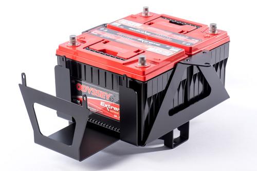 JK Dual Battery Kit 200 Amp Isolator RHD 07-17 Wrangler JK Genesis Offroad