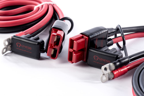 Quick Connect Cables 18 Foot Genesis Offroad