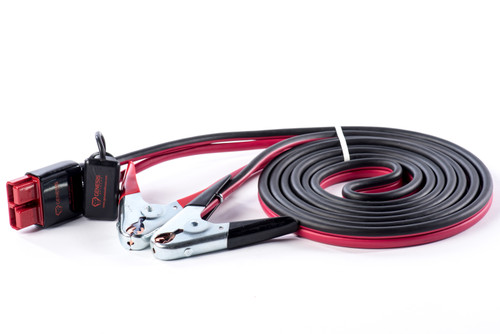 Quick Connect Jumper Cables 15 Foot Genesis Offroad