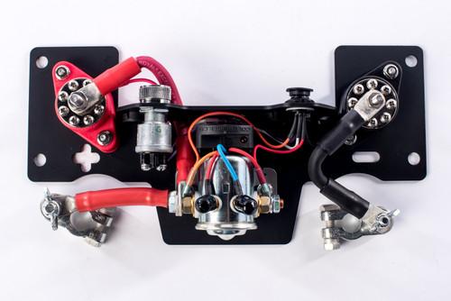 Universal Single Battery Kit W/Smart Isolator Genesis Offroad