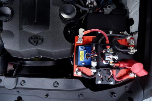 4Runner Dual Battery Kit Smart Isolator 10-Present Toyota 4Runner Genesis Offroad