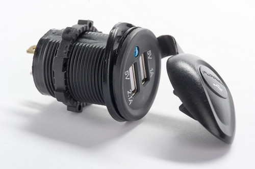 Dual USB Power Outlet Kit Genesis Offroad