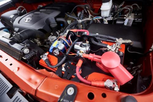 Tundra Dual Battery Kit Smart Isolator 14-Present Toyota Tundra Genesis Offroad