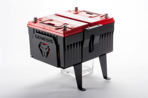 Tacoma Dual Battery Kit 200 Amp Isolator 16-Present Toyota Tacoma Genesis Offroad