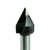 2 Flutes V Groove Solid Carbide 60 Degree